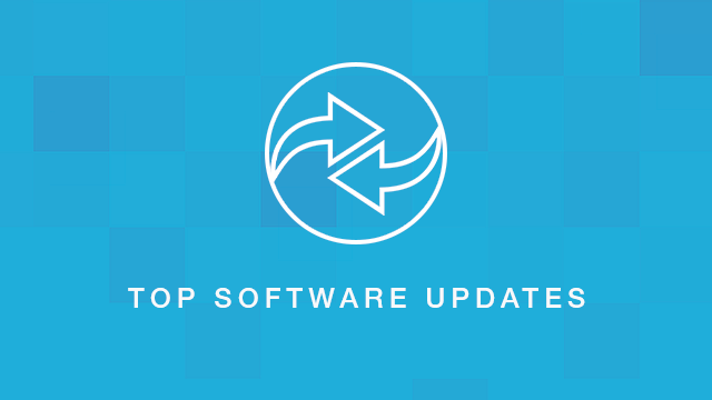 top software updates