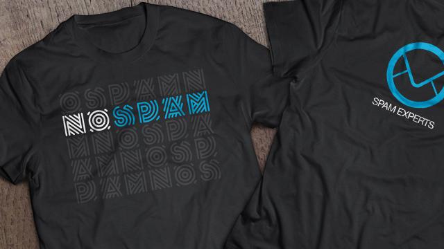 SpamExperts T-shirts