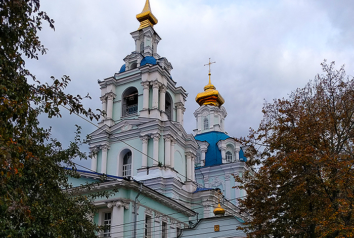 Church from Kursk, Russia